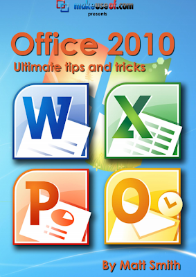 e-Book: Office 2010, Ultimate Tips and Tricks