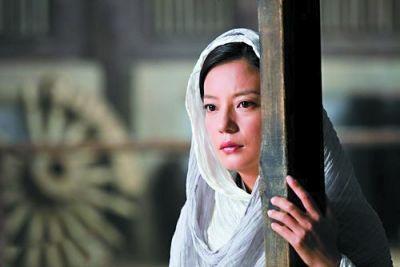 """10.03.2010 : Lưu Trác Linh: Hợp tác với Triệu Vy trong """"Cẩm Y Vệ"""", được lợi không ít"""