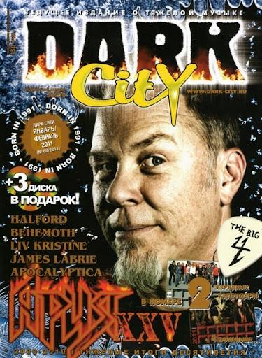 Dark City №60 (январь-февраль 2011)