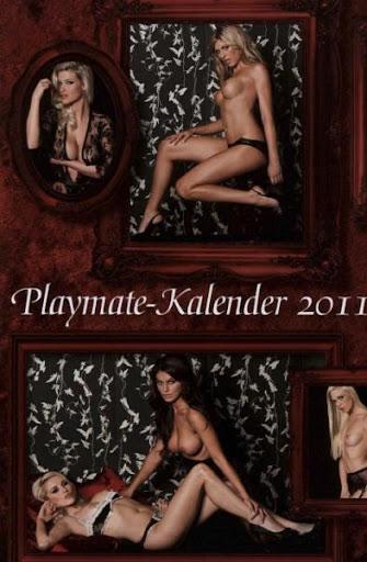 Playboy. Playmate Calendar 2011 Germany