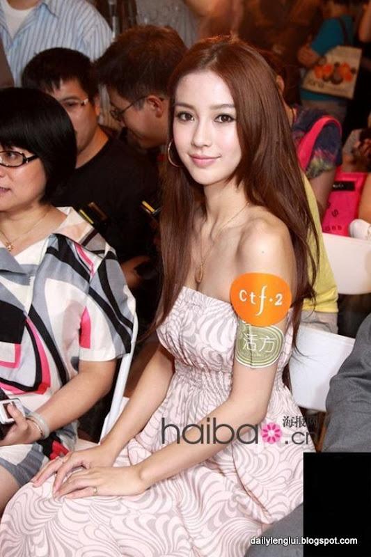 Angelababy - Hong Kong