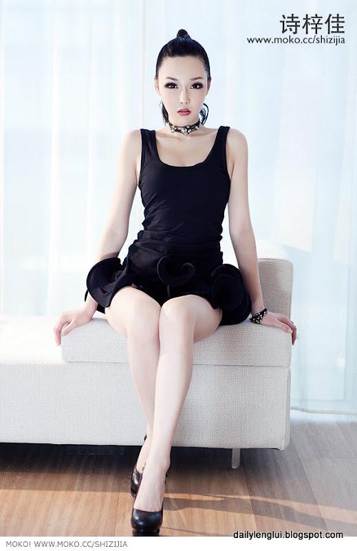 Kitty Shi Zi Jia 诗梓佳