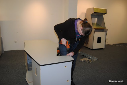 MAME cabinet building