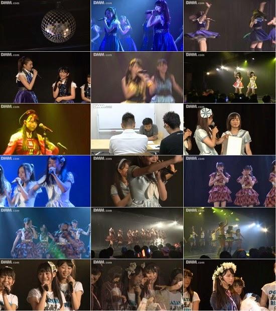 (LIVE)(公演) SKE48 アップカミング公演~夏~ 後藤真由子劇場最終公演 140729