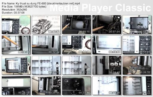 Kỹ thuật sử dụng máy đo sâu hồi âm FE-600 Ky%20thuat%20su%20dung%20FE-600