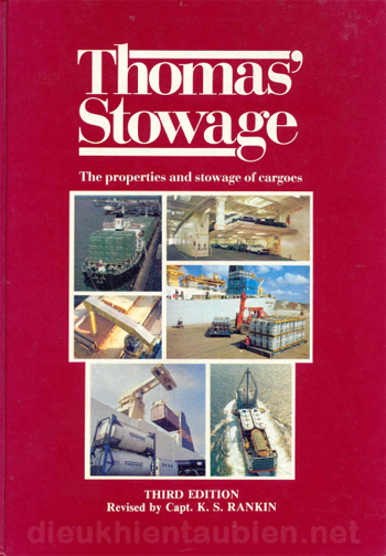 Thomas' Stowage - The Properties and Stowage of Cargoes Thomas%27%20stowage