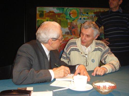 Spotkanie z prof. Edwardem Polańskim 2