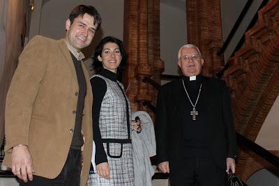 El Sr. Obispo y los Arquitectos