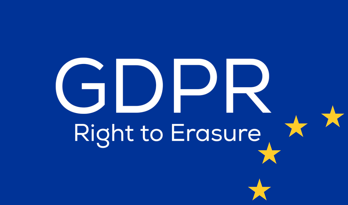 Right to Erasure and GDPR