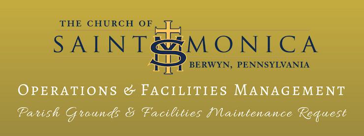 Saint Monica Facility Emergency?  Call 610.644.0110, ext. 117.