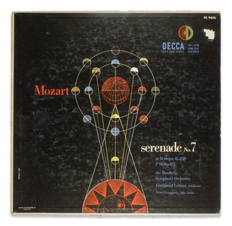 Erik Nitsche - Mozart Serenade No. 7