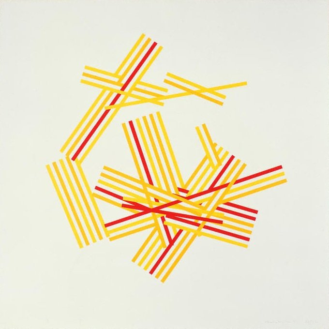 Kenneth Martin, Chance and Order II