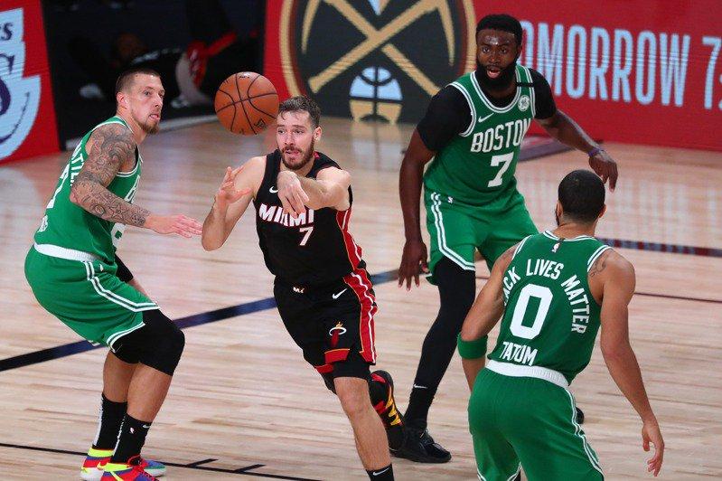 NBA 2020季後賽對戰表─東區(分區冠軍賽)   NBA   運動  聯合新聞網