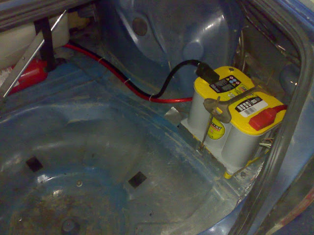 Post battery relocation starting problems nasioc