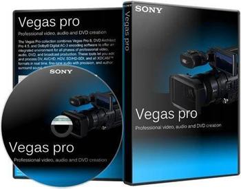 sony Download   Sony Vegas Pro 10.0C 32Bit (Final) Baixar Grátis