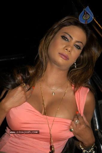 Pooja Hot Cleavage Exposing Stills