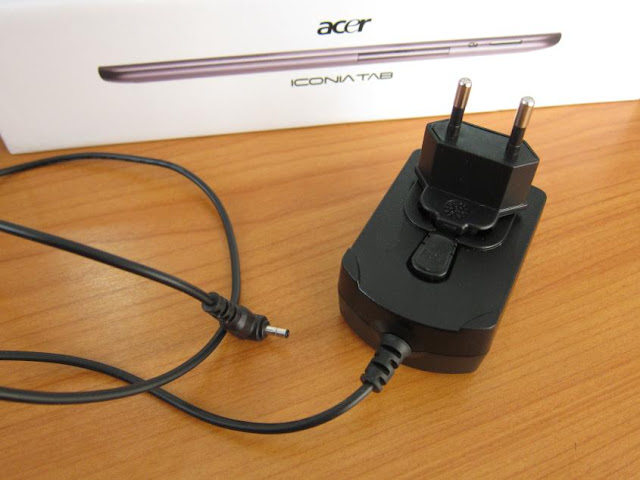 Acer Iconia A500 Charger