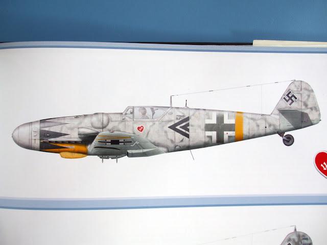 Olá! Gostaria de contribuir com o forum. Segue Bf 109G-6 ... 002