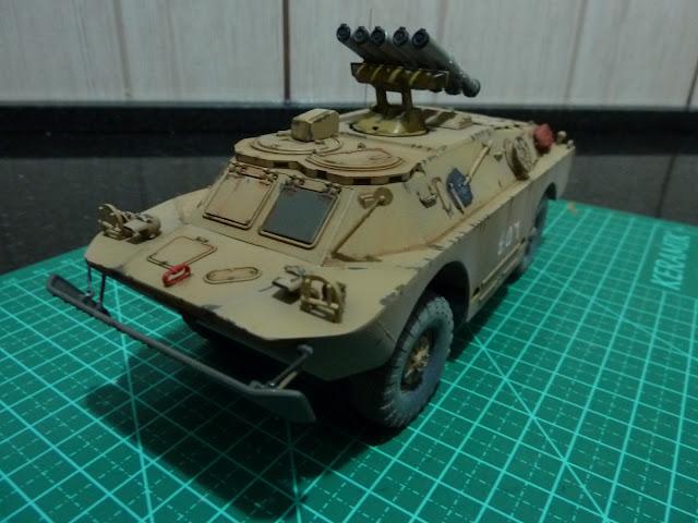 BRDM-3 Iraq (Dragon 1:35) P1010636
