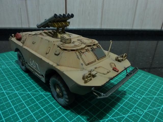 BRDM-3 Iraq (Dragon 1:35) P1010637