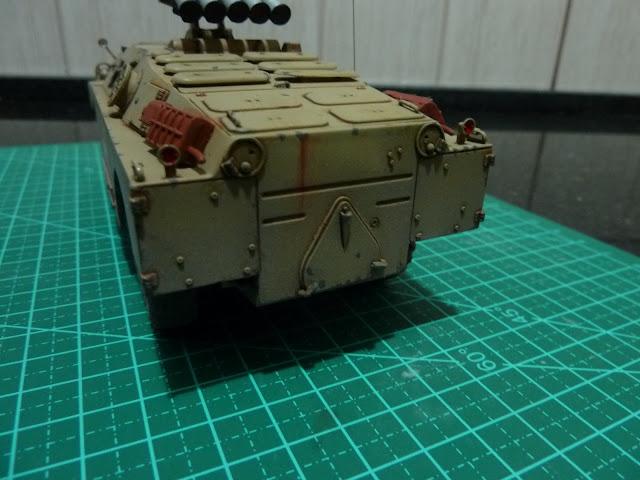 BRDM-3 Iraq (Dragon 1:35) P1010652