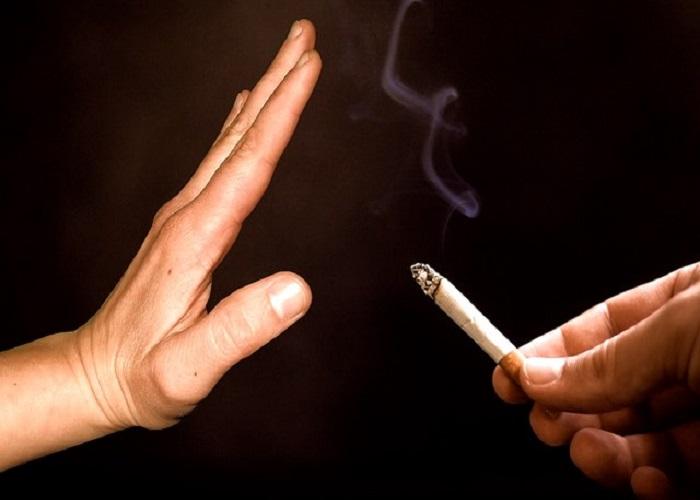 Nói không với thuốc lá
