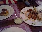Indigo Platter