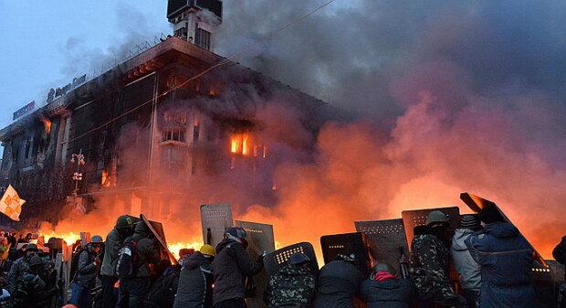 Масові протести були реалізацією права Українського народу на спротив пригнобленню