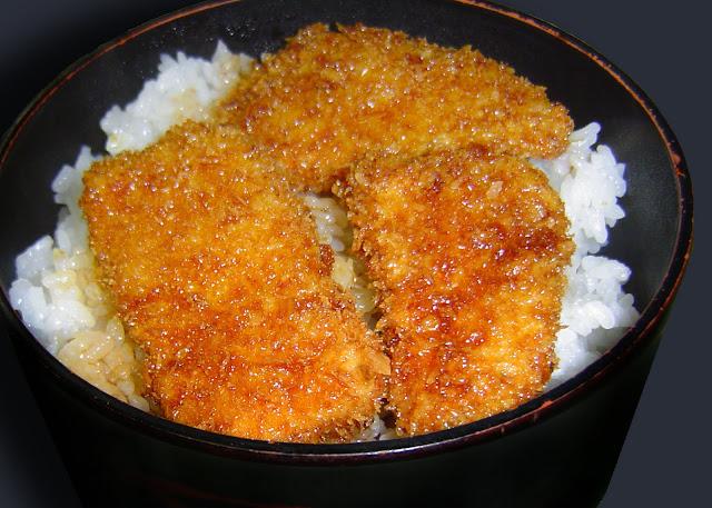 亀村別館のソースカツ丼