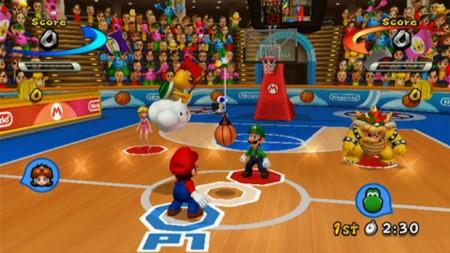 Mario Sports Mix (basquete)
