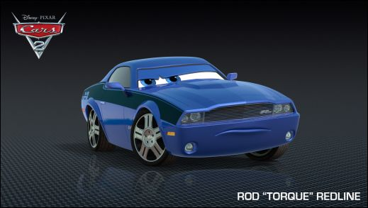 "Rod ""Torque"" Redline Cars 2"