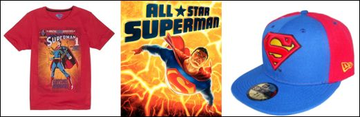 All-STar Superman Prize Pack