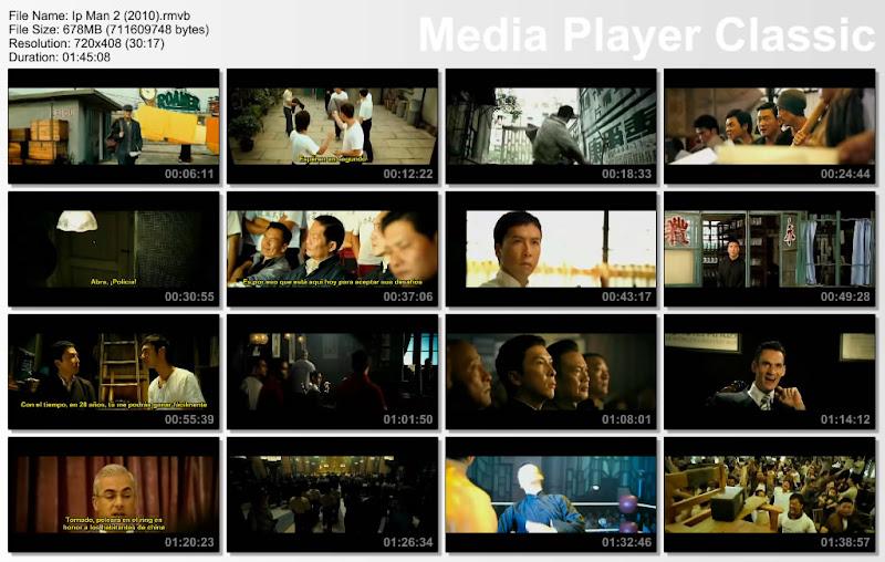 Ip Man 2 (2010) DVDrip Subs Español Ipman2