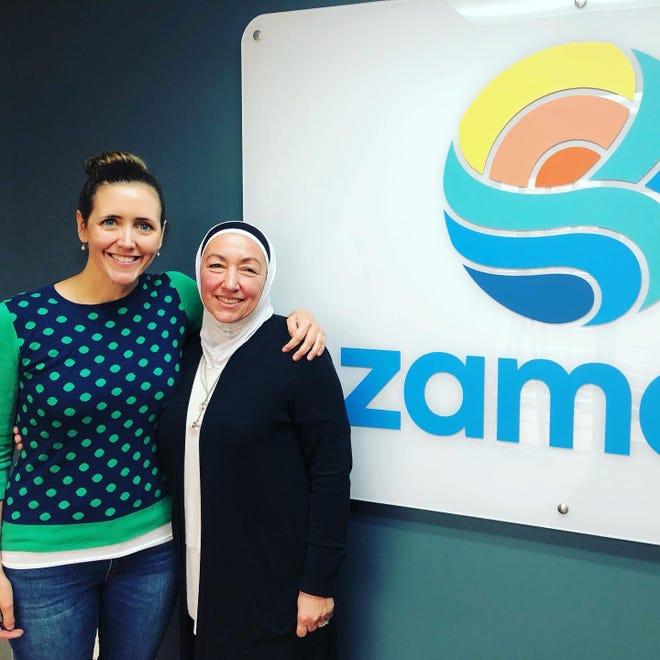 I met Najah Bazzy, founder of Zaman International, just before COVID hit, Bryan writes.