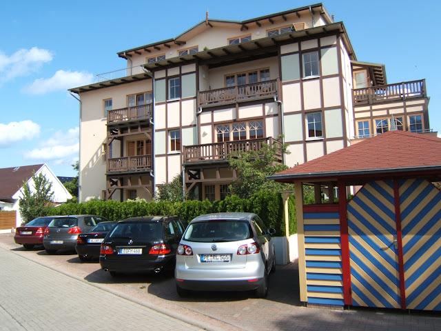 3-Zi-Ferienwohnung SEESTERN-Residenz, Herrmann-Häcker-Str. 36, Kühlungsborn