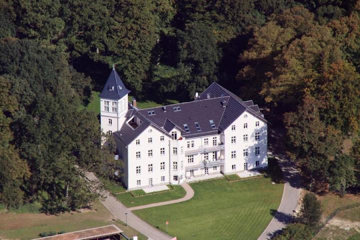 Jagdschloß zu Hohen Niendorf/ bei Kühlungsborn