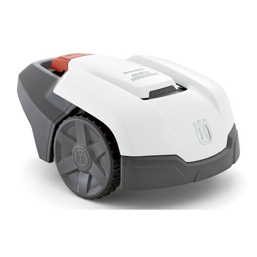 New Automower 305 Robotic Robot Automower 305, ready to organize your home page into neat and beautiful