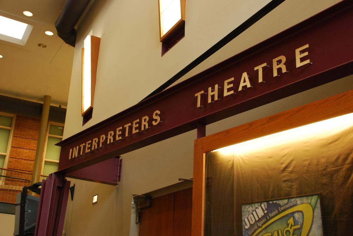 interp theatre