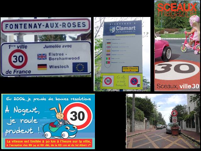 Ville à 30, Fontenay, Sceaux, Clarmart