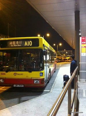 Hong Kong Airport Bus