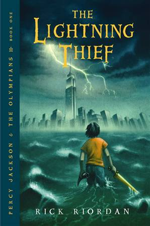 Percy Jackson and the Olympians: The Lightning Thief — Rick Riordan