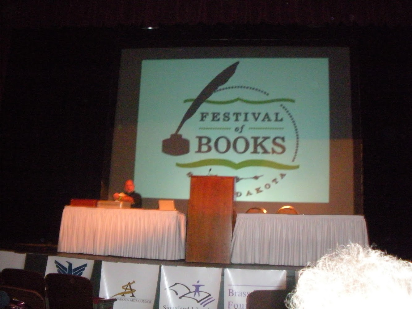 SD Festival of Books 2010