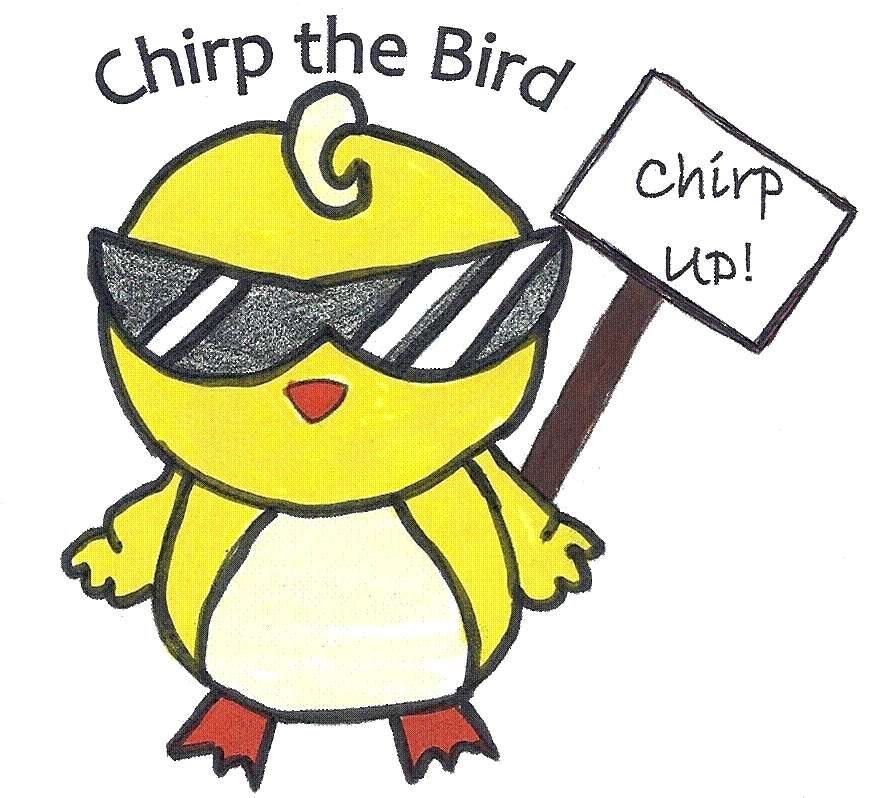 chirp the bird