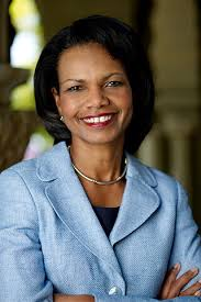 Condoleeza Rice, 66th U.S. Secretary of State