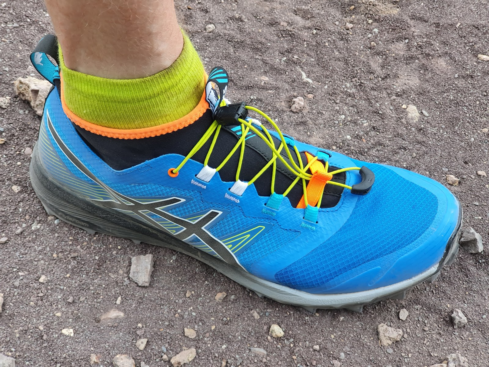 Faringe Despertar Universidad  Road Trail Run: ASICS GEL Fujitrabuco Pro Multi Tester Review - A surprise,  to be sure, but a welcome one!