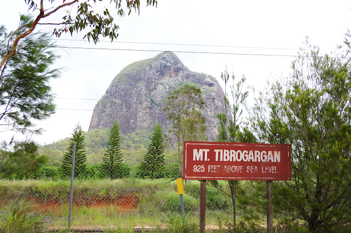 Tibrogargan山の写真