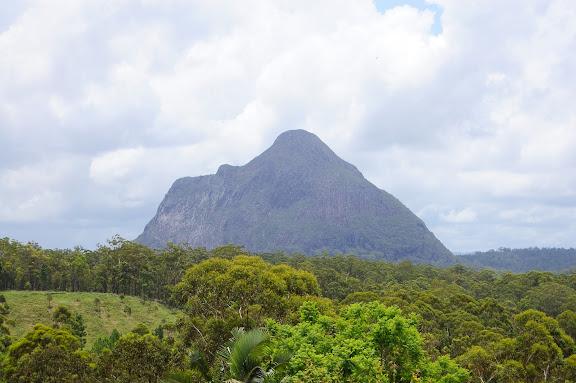 Mt.Beerwahの写真