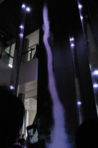 名古屋市科学館・竜巻ラボの写真