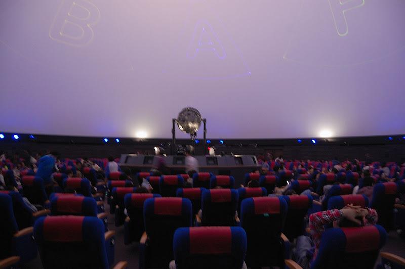 名古屋市科学館・プラネタリウムの写真