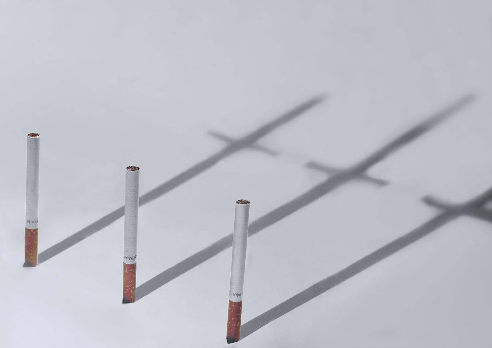 Карточки: подростковое курение